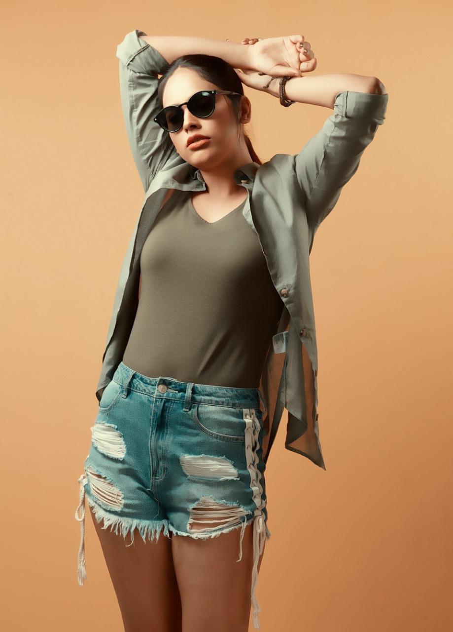 Actress Nandita Swetha Latest Hot Photoshoot Pics