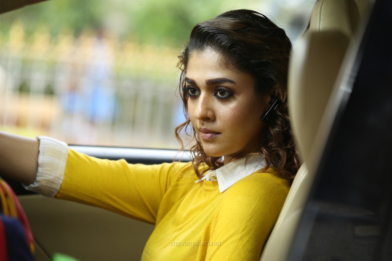 Actress Nayanthara as 'Anjali CBI Officer' Movie Details