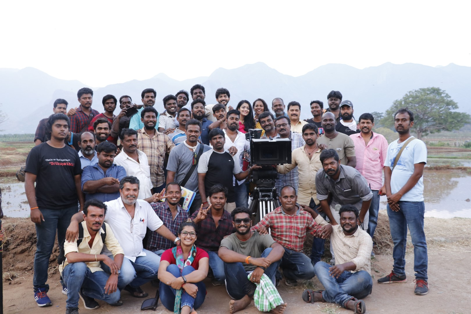 Dharma Prabhu wraps second schedule in Pollachi
