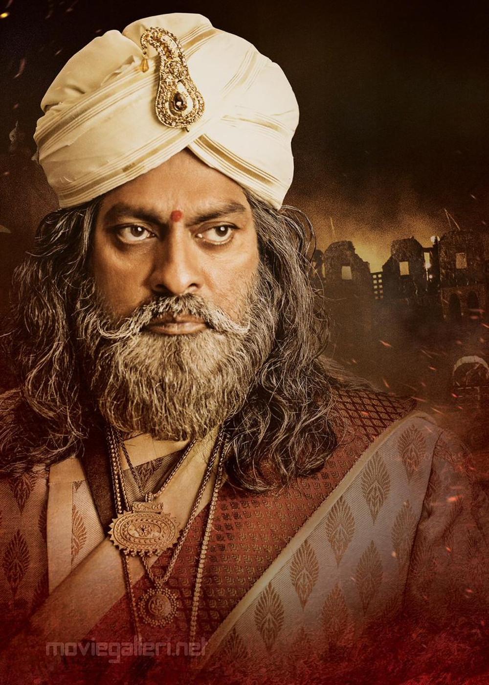 Jagapathi Babu as Veera Reddy From Sye Raa Narasimha Reddy