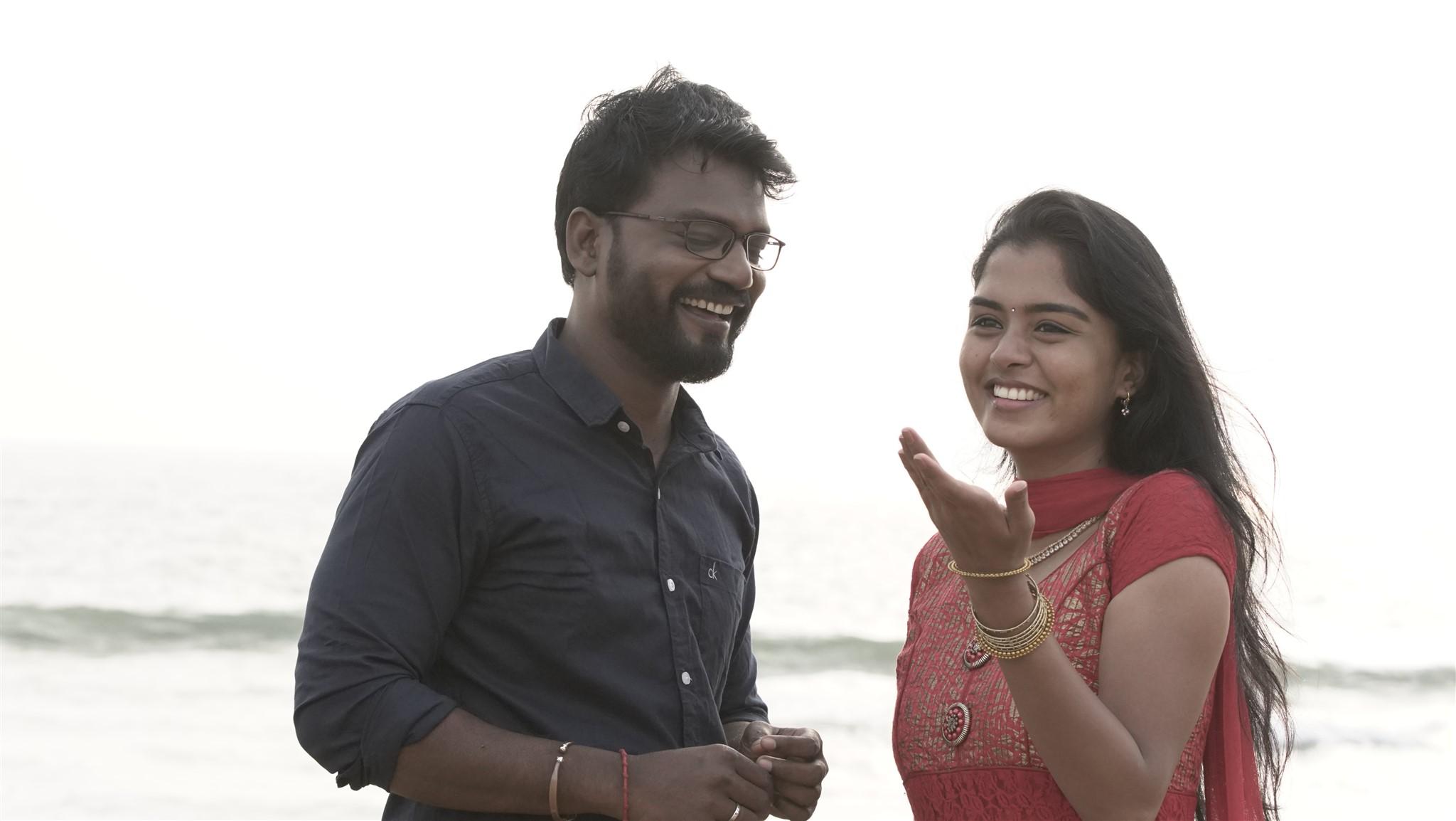 Masss Ravi, Lakshmi Priya Kaathu Vaakula Oru Kadhal Movie Pics