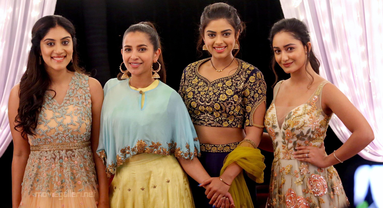 Naluguru Ammayila Kadha Movie shooting in Goa