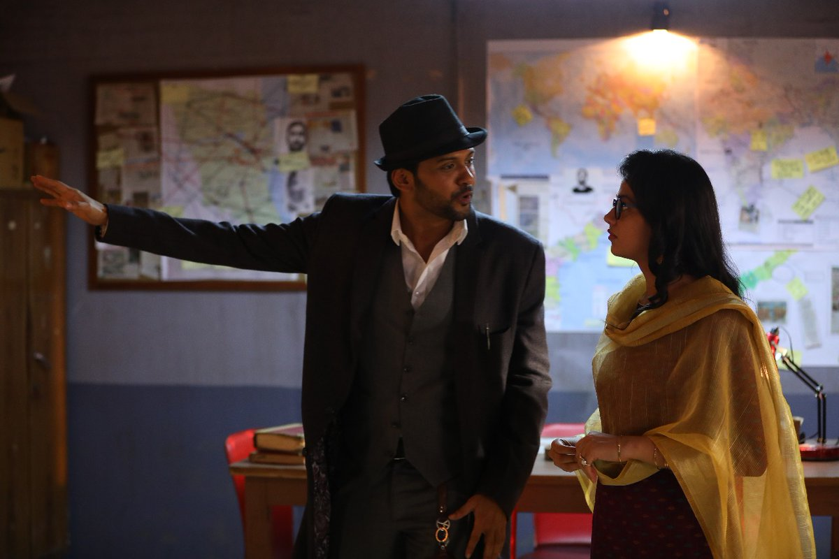 Naveen Polishetty and Shruti Sharma Agent Sai Srinivasa Athreya movie shooting completed