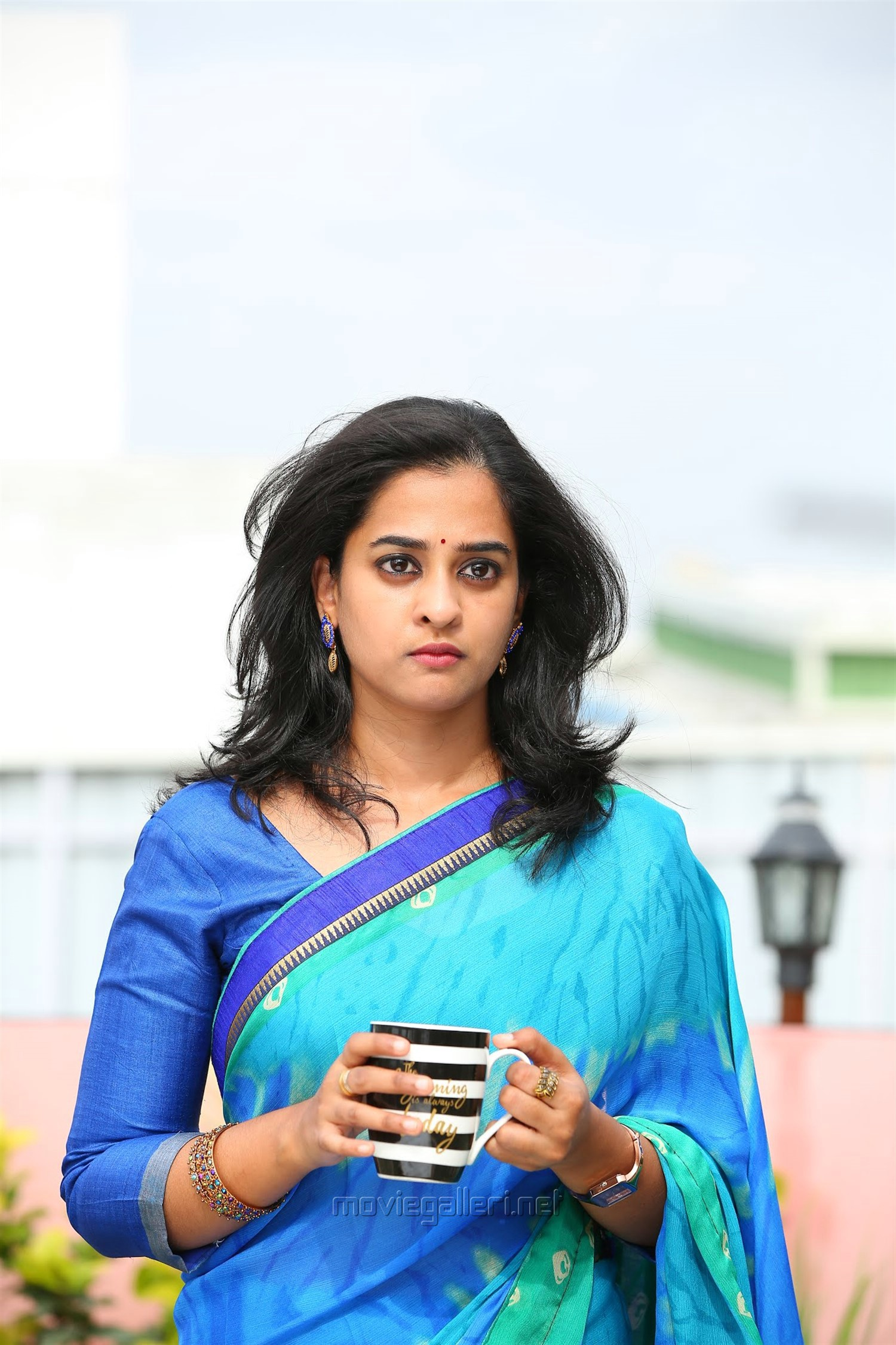 Viswamitra Movie Heroine Nanditha Raj Photos HD
