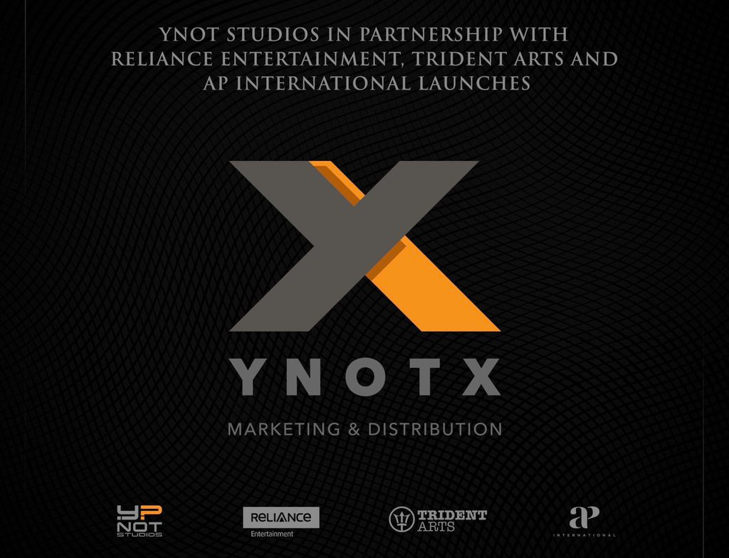 YNOTX Distribution Partner for Super Deluxe Movie