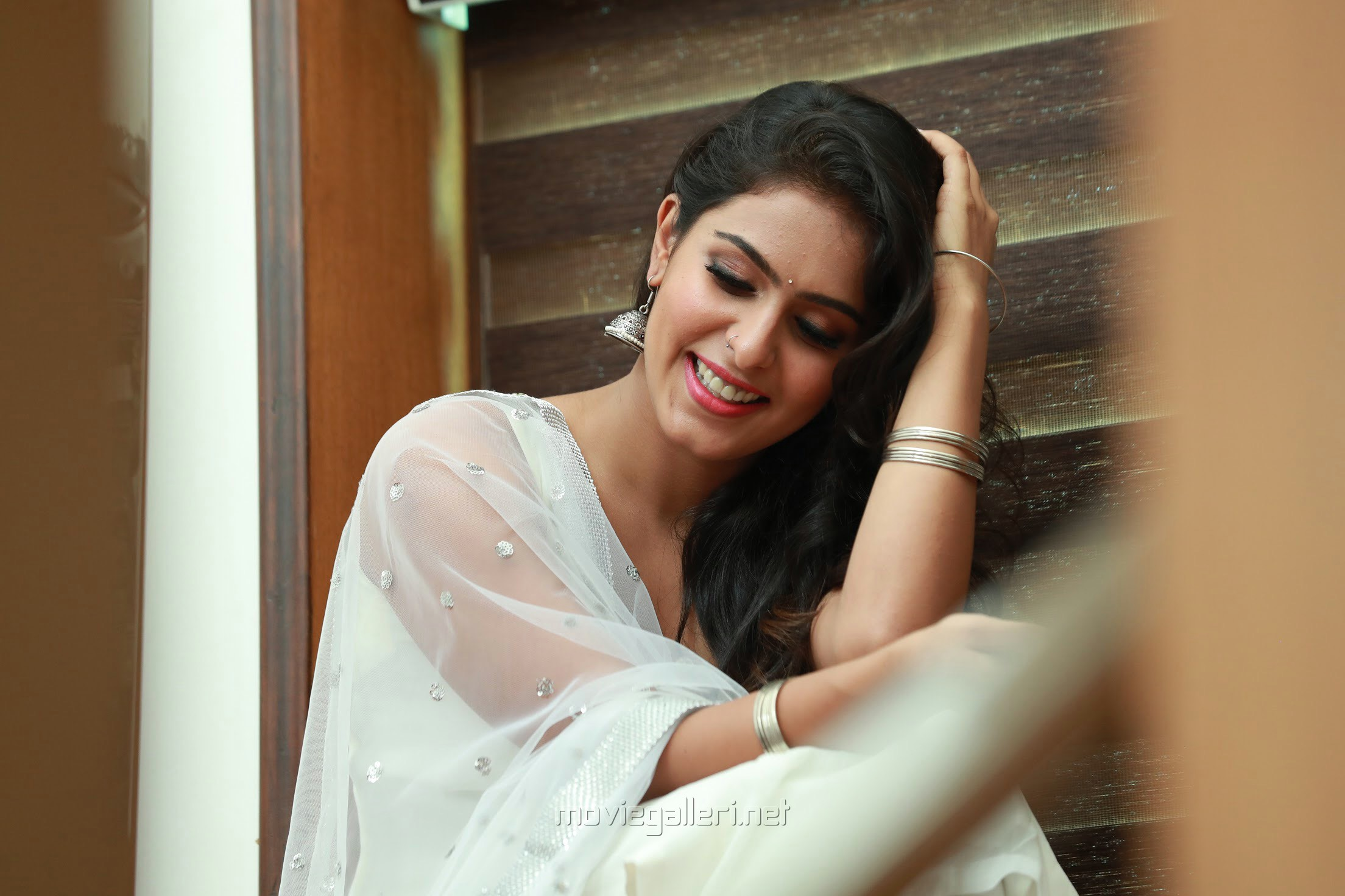 Actress Samyuktha Hegde about Watchman Movie