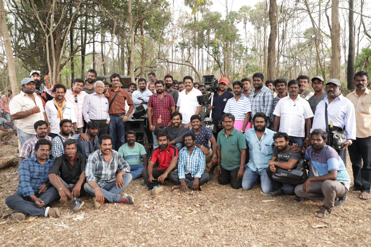 Arav starrer 'Raja Bheema' wraps up final schedule shooting