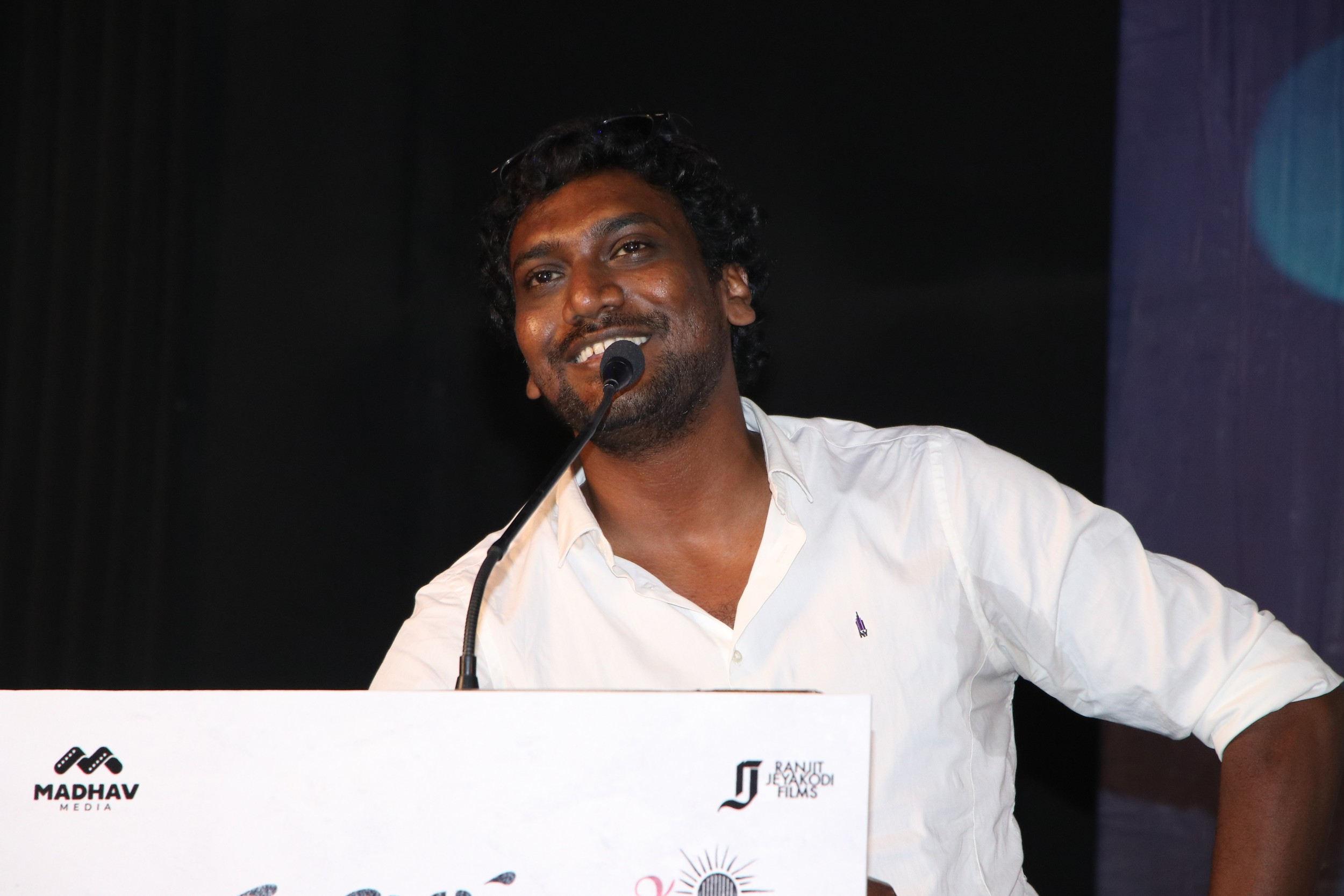 Director Ranjit Jeyakodi about Ispade Rajavum Idhaya Raniyum