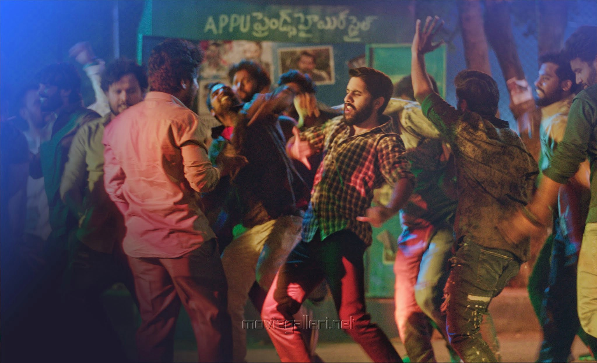 Naga Chaitanya Dance @ Majili Movie One Boy One Girl Song Stills