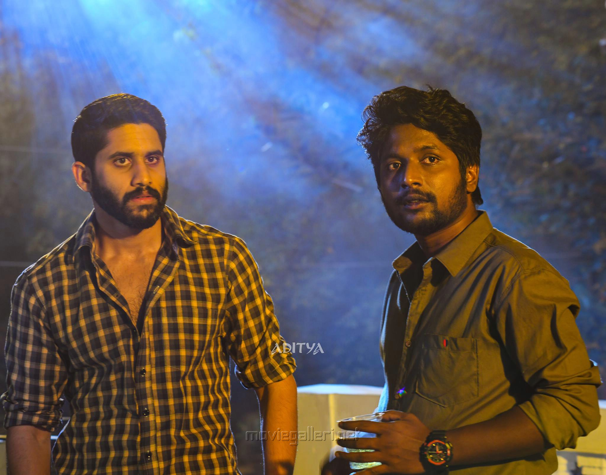 Naga Chaitanya & Shiva Nirvana @ Majili Movie One Boy One Girl Song Stills