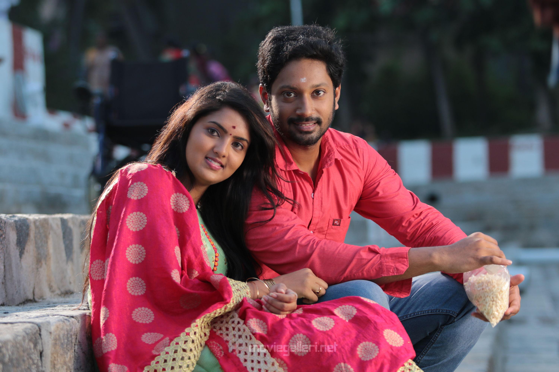Radhika Preethi & Rejith Menon @ Embiran Movie