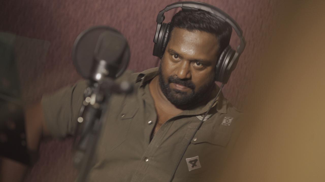 Robo Shankar croons a song for Bose Venkat's directorial
