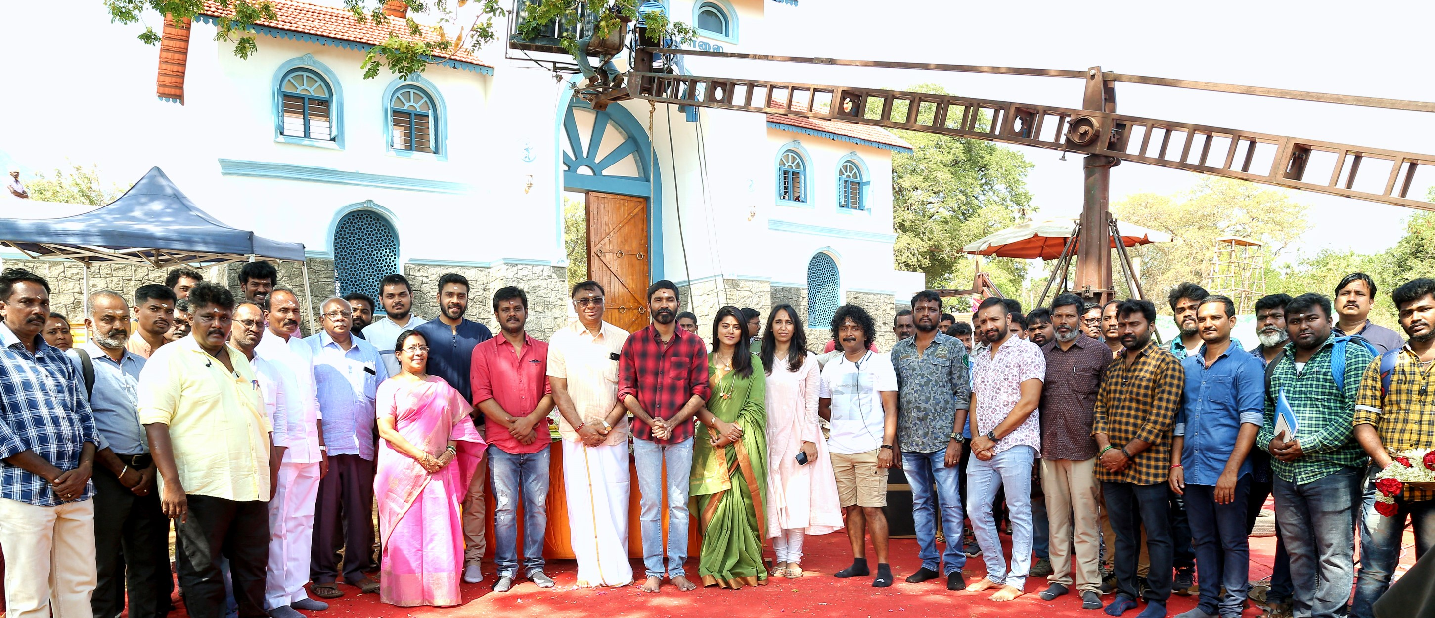 Sathya Jyothi Production No 34 Movie Pooja Stills