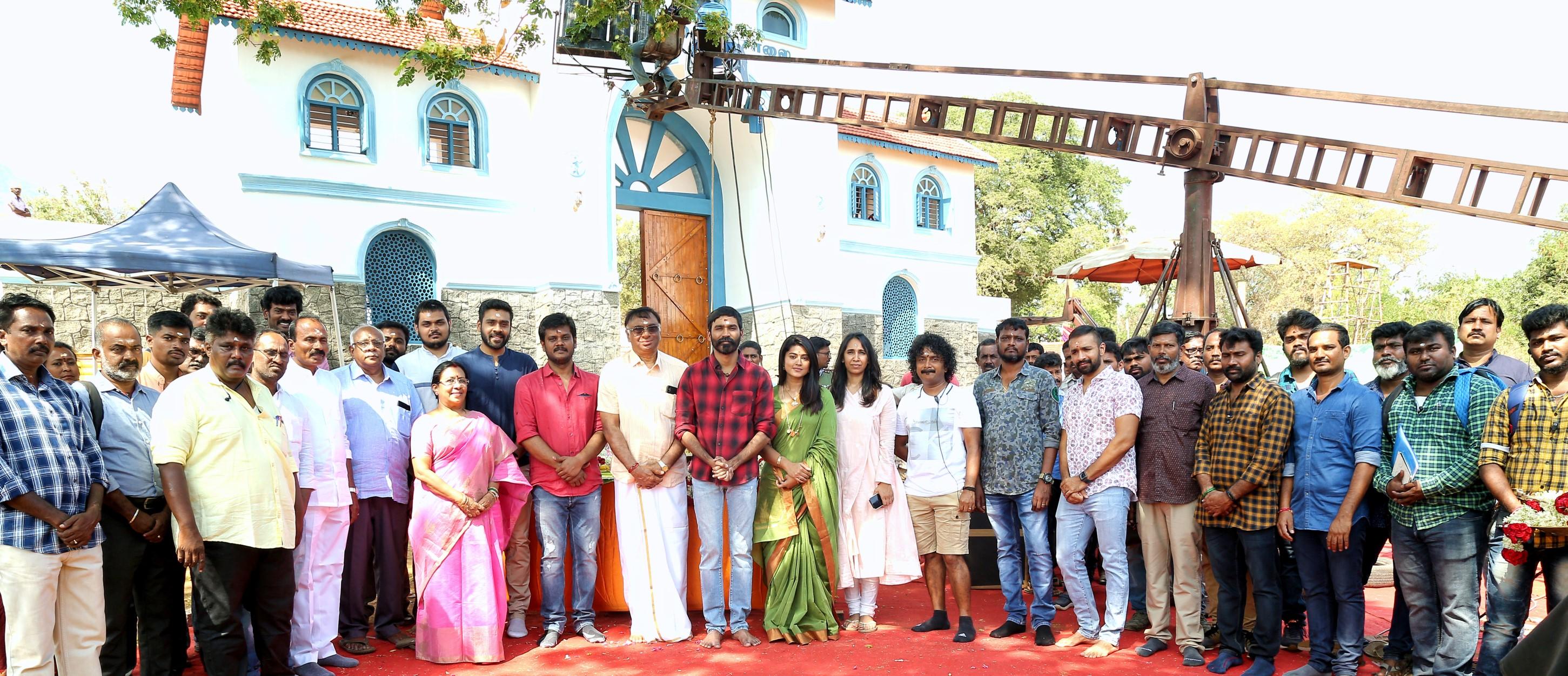 Sathya Jyothi Production No 34 Movie Pooja Stills