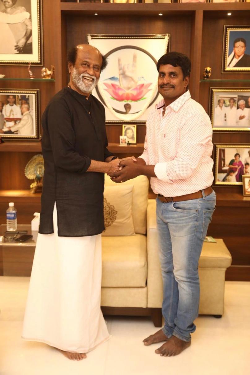 Superstar Rajinikanth appreciates Boomerang Director Kannan