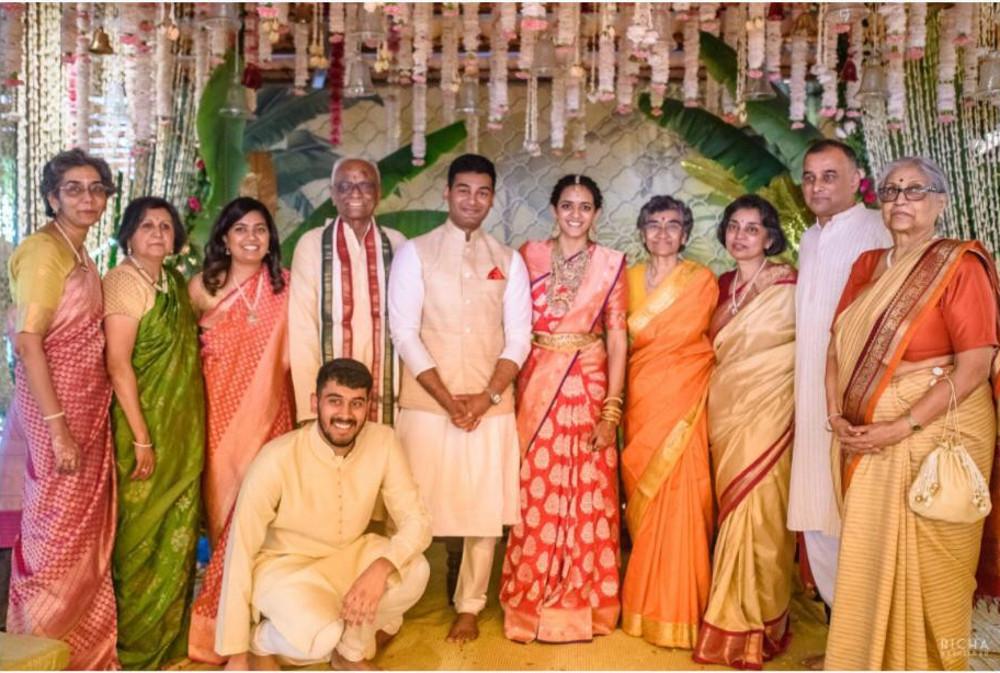 Venkatesh daughter Ashritha Vinayak Reddy Marriage Photos