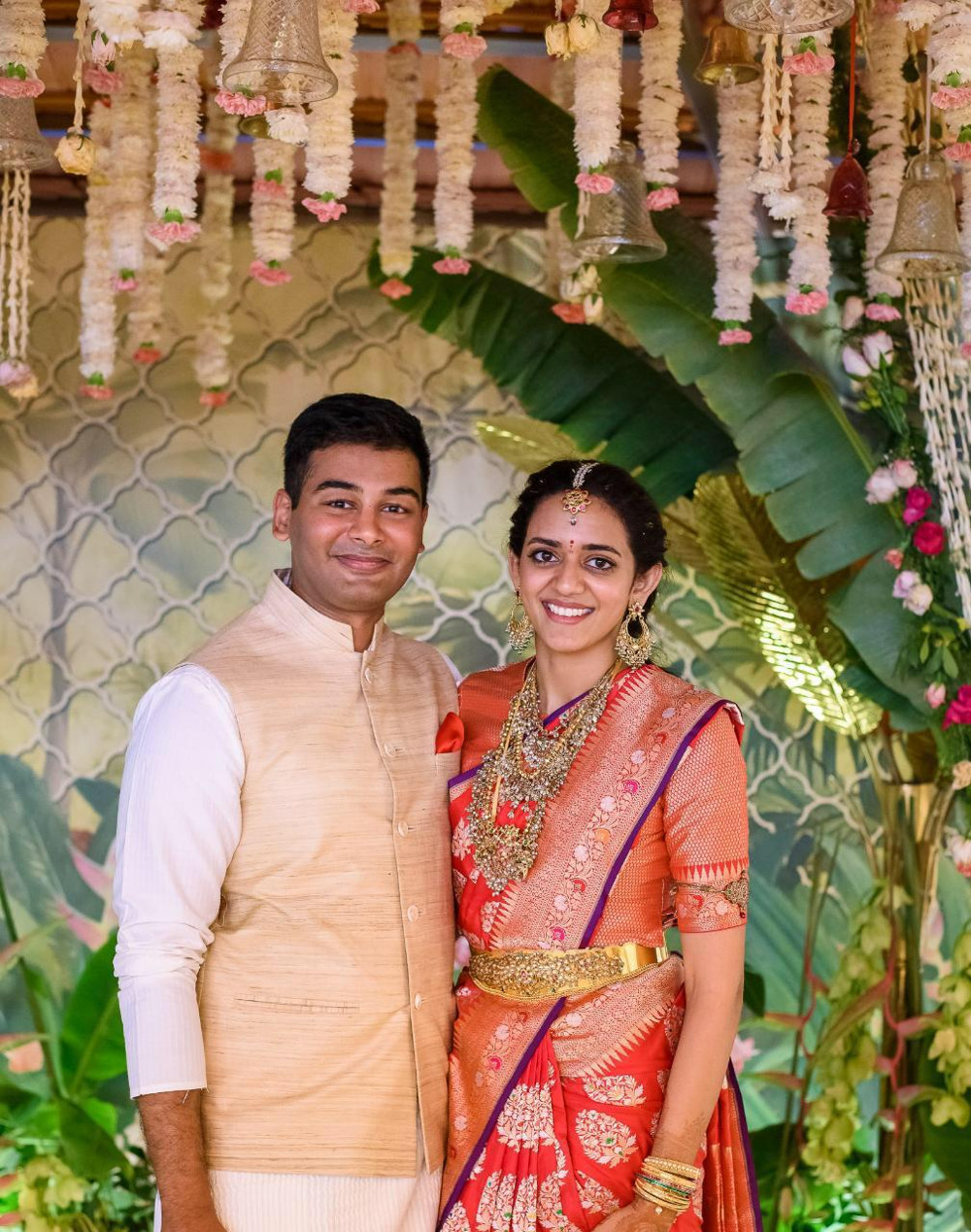 Venkatesh daughter Ashritha Vinayak Reddy Wedding Photos