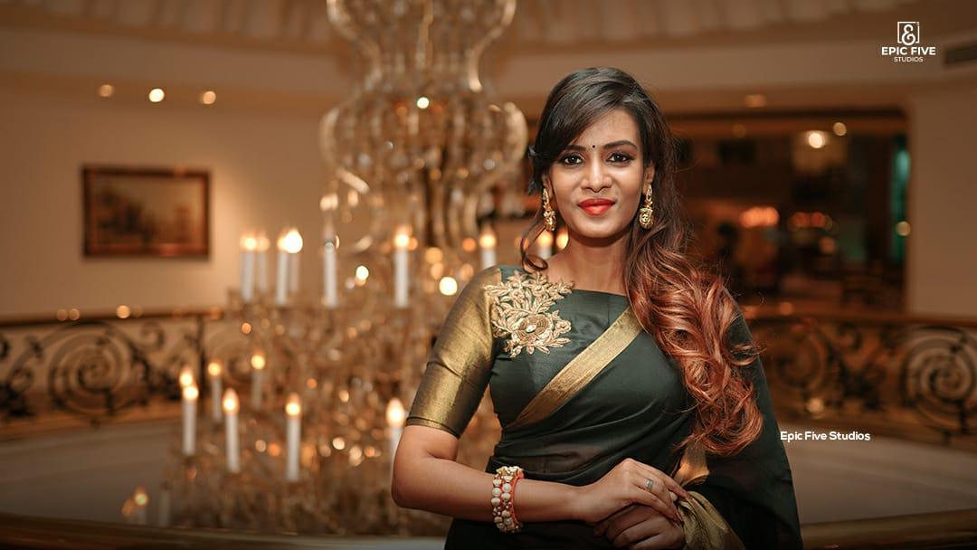 Actress Meera Mitun @ Miss Tamilnadu Diva 2K19 Launch Pictures