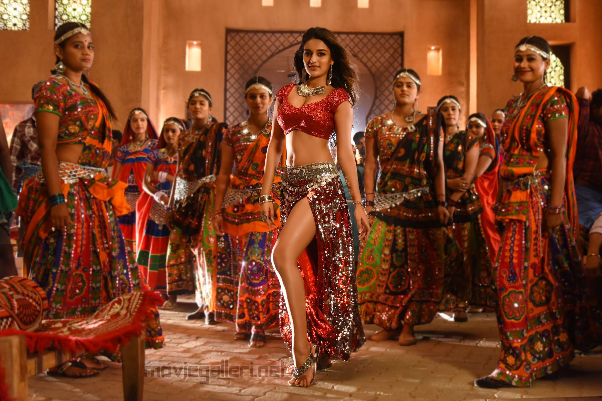 Actress Nidhhi Agerwal in Ashok Gallas Debut Movie | New