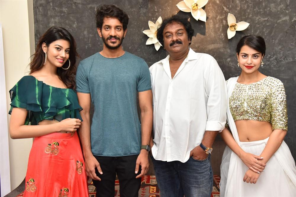 Director VV Vinayak launches Edaina Jaragocchu movie teaser