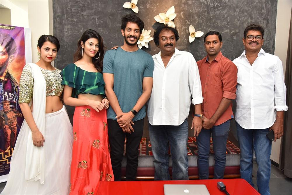 Director VV Vinayak launches Edaina Jaragocchu teaser