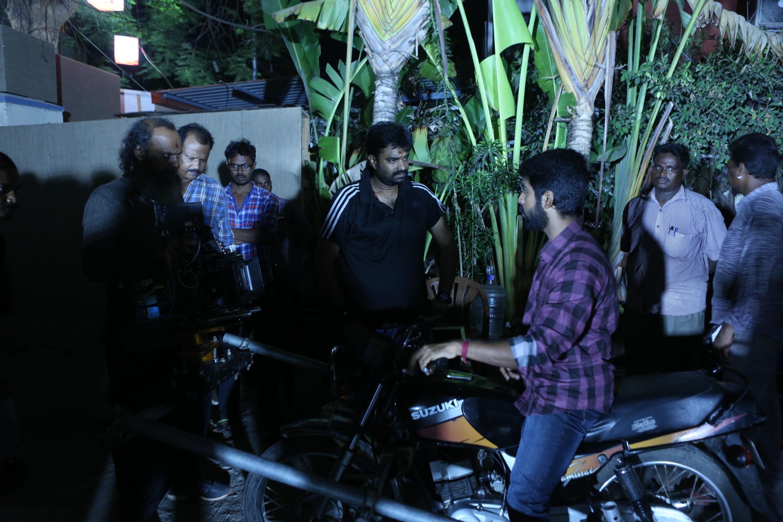 Director Vijay on Watchman Movie