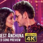 Maharshi Everest Anchuna Video Song Preview