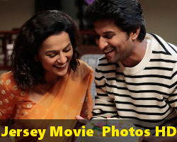 Jersey Movie Latest Photos HD Pics Stills Nani Shraddha Srinath