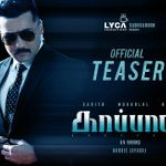 KAAPPAAN Movie Teaser