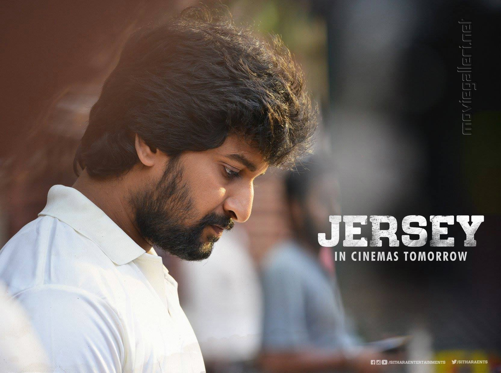 Nani Jersey Movie Release from Tomorrow Posters