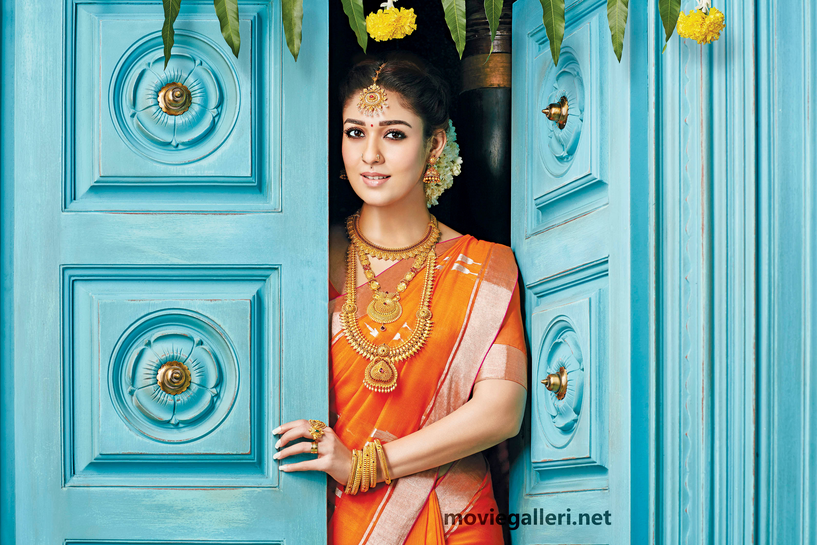 Tanishq ropes Actress Nayanthara as its new face for South India