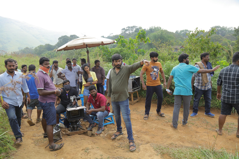Thumbaa movie team wraps up shooting