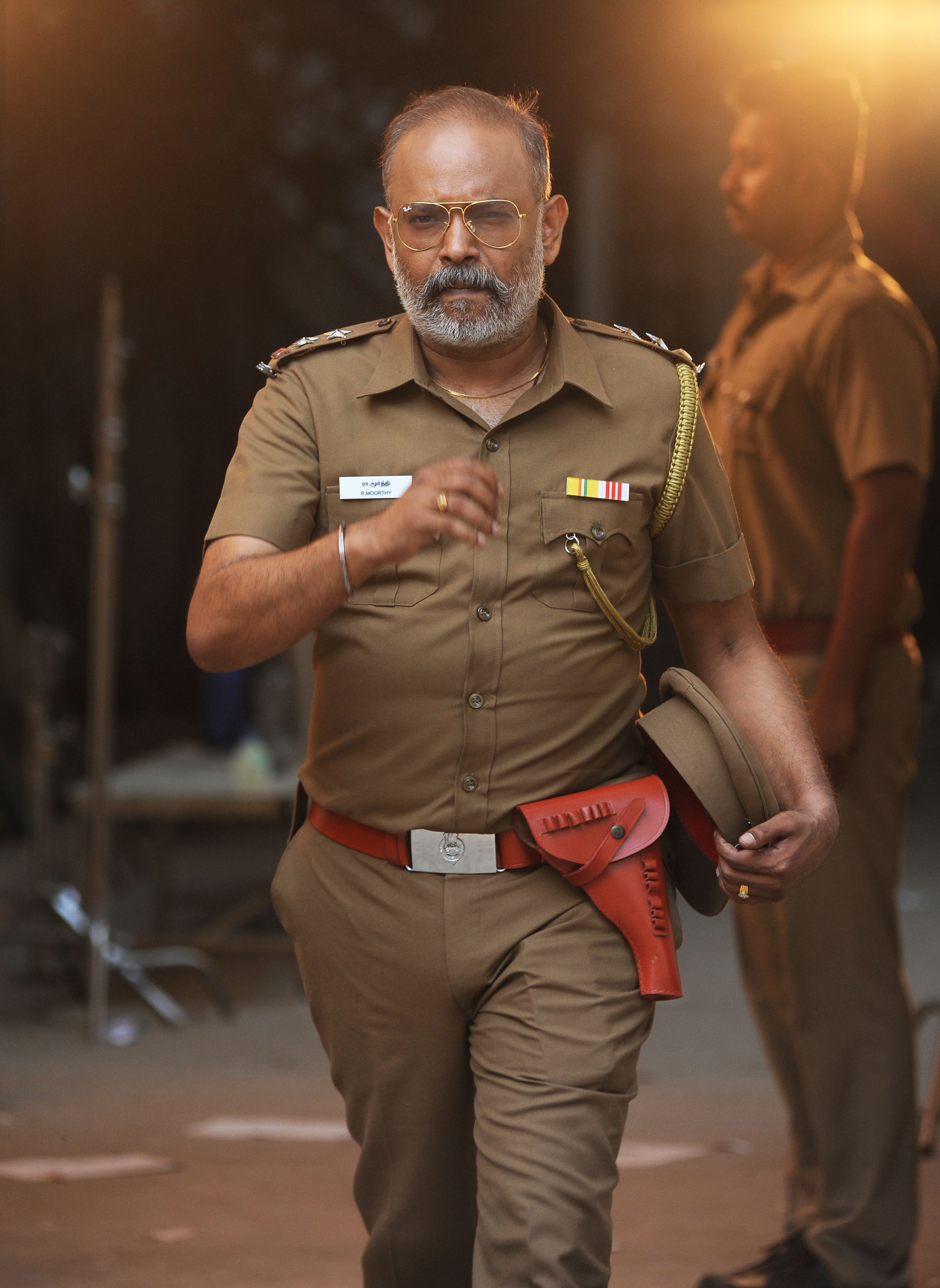 Venkat Prabhu to play Baddie in Nithin Sathya's Shvedh Production No2