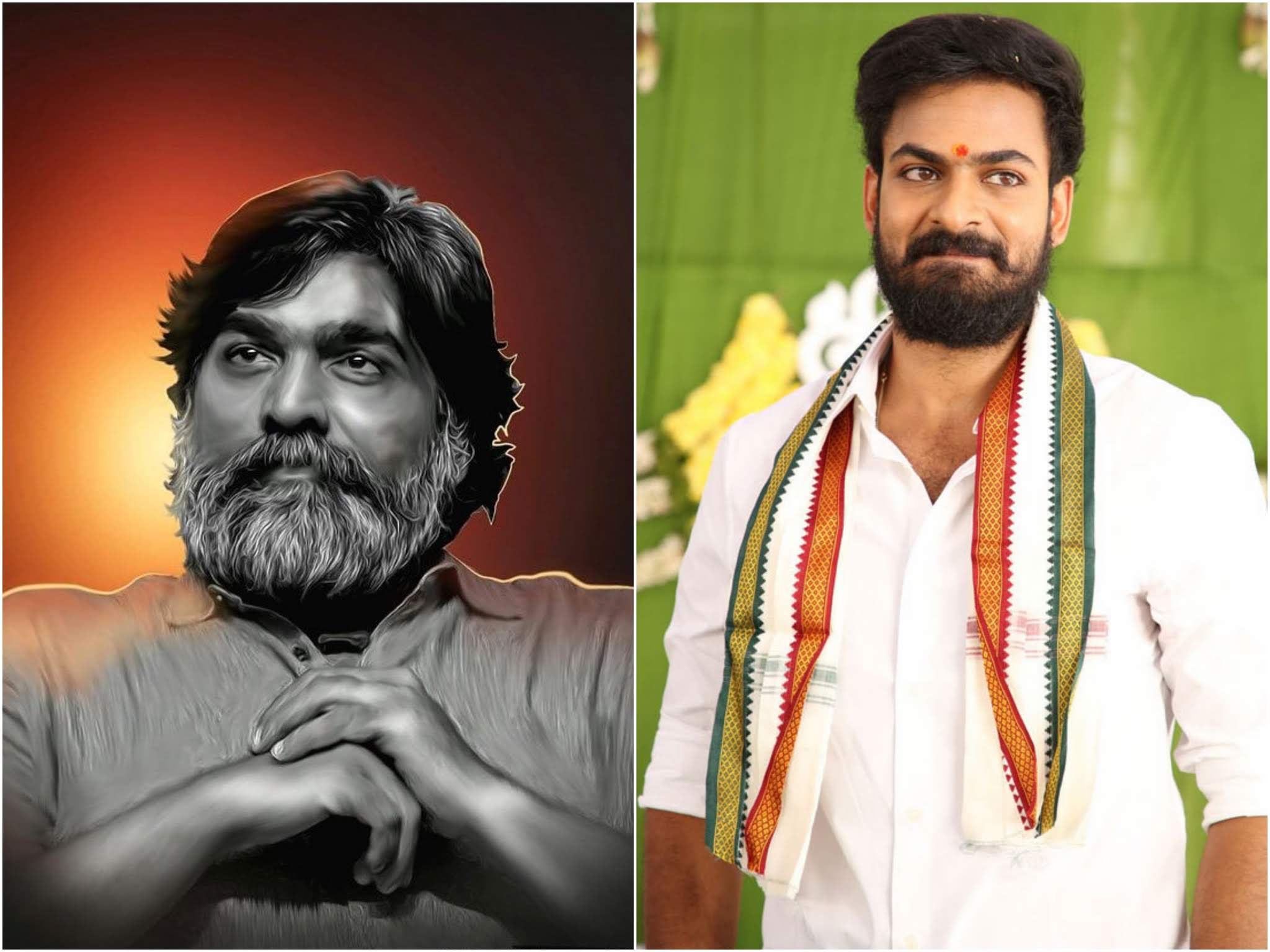Vijay Sethupathi in Vaisshnav Tej's debut film