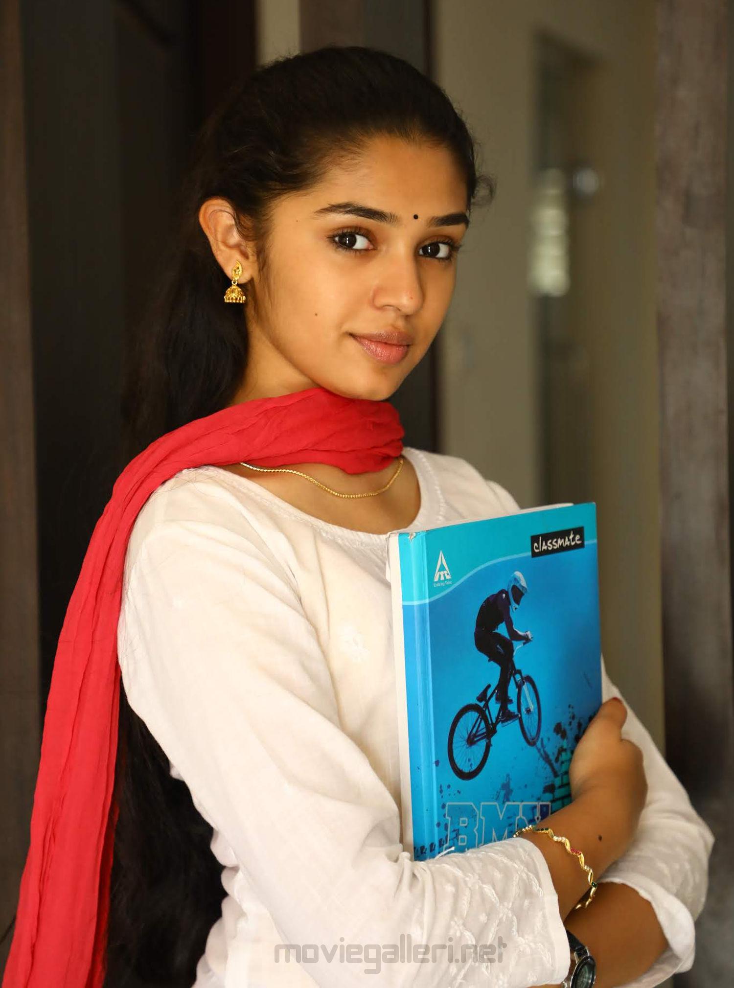 Actress Krithi Shetty in Panja Vaisshnav Tej's debut film 'Uppena'