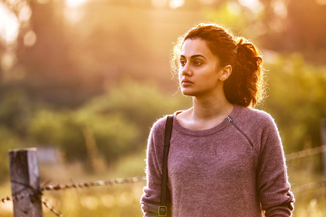 Actress Taapsee Game Over Release Date June 14th 2019