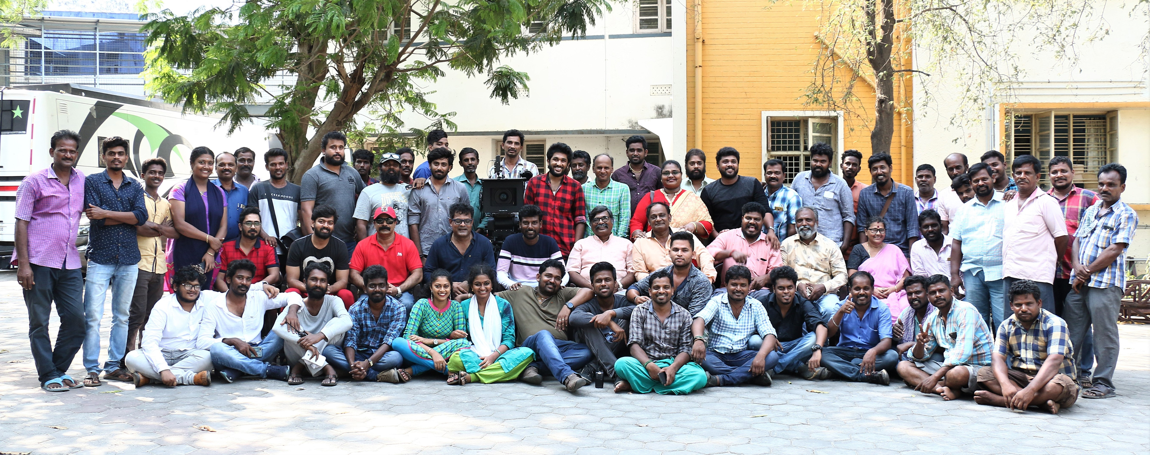 Bose Venkat's Kanni Maadam Movie wraps up shooting