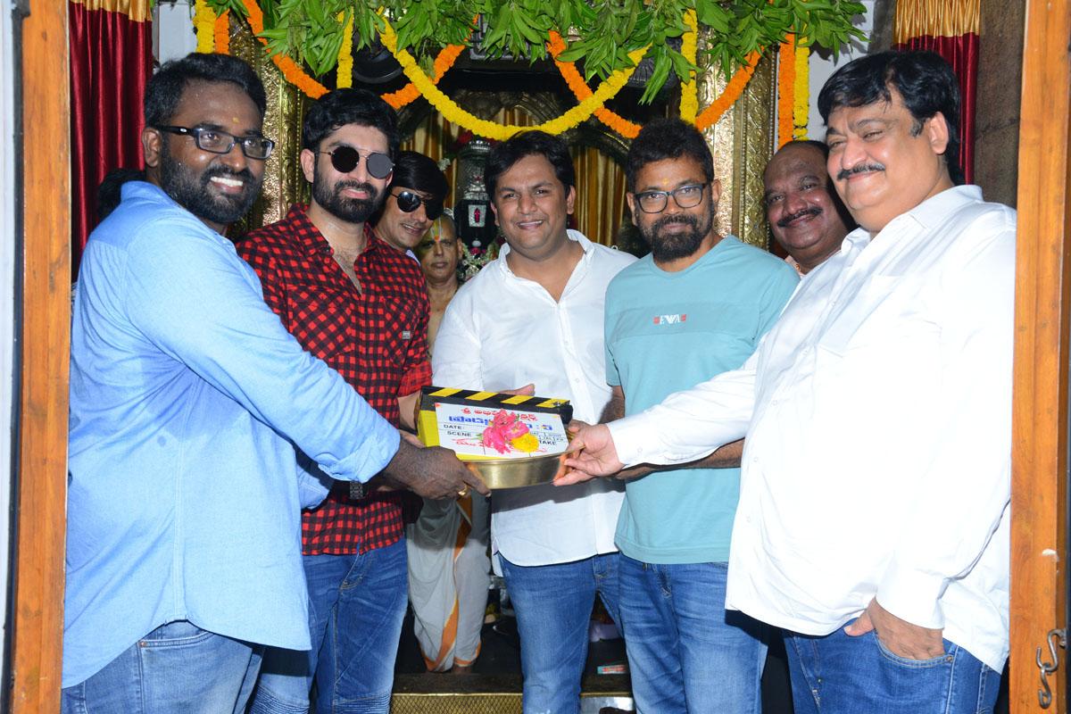 Havish - Abhishek Pictures new movie launch