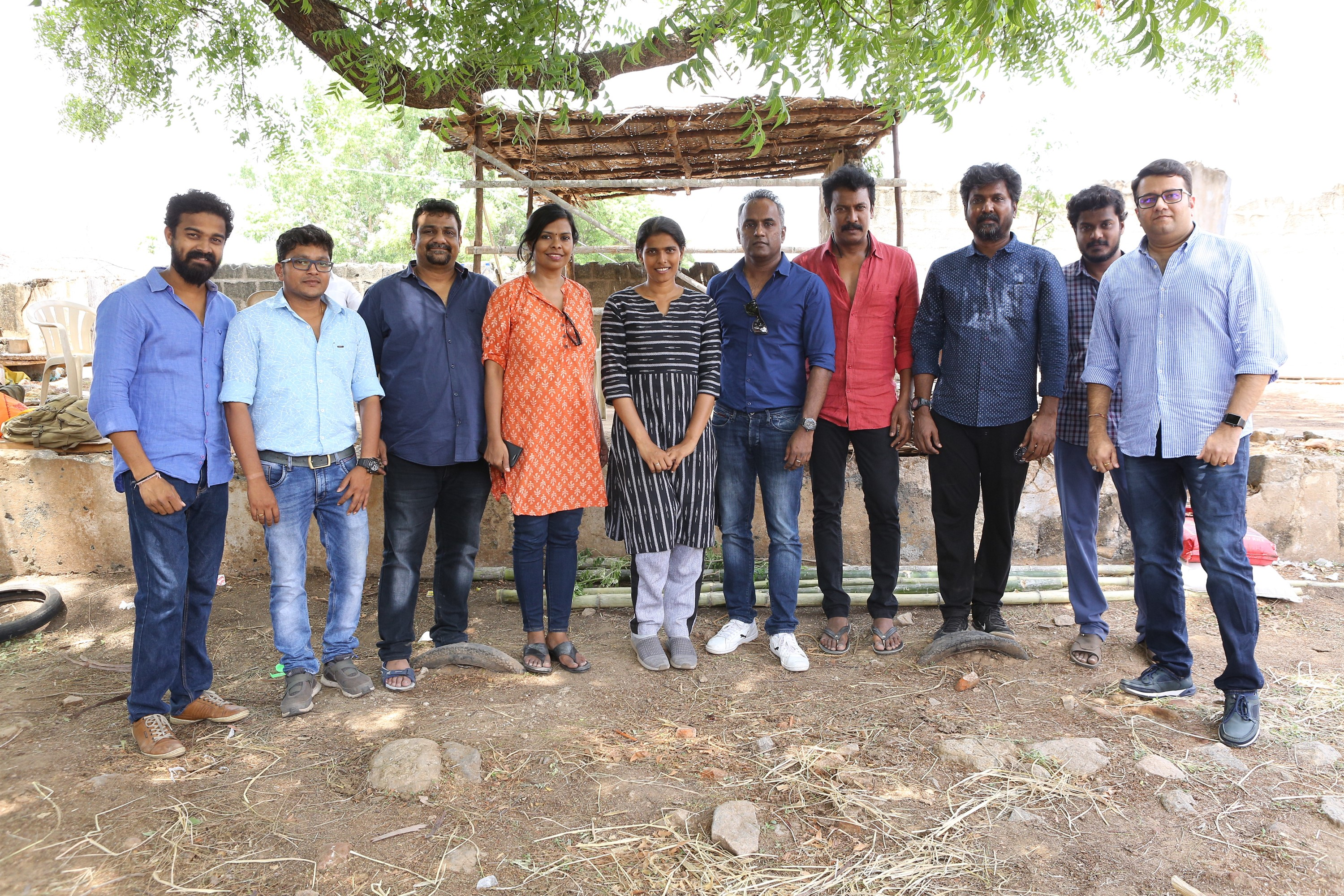 Producer S Sashikanth and Directors Pushkar & Gayatri come together for AELAY to be directed by Halitha Shameem