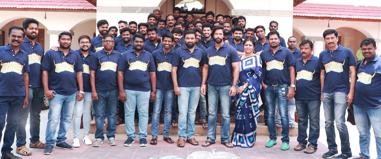 SR. Prabhakaran wraps up shooting of 'Kombu Vecha Singamda'. All set for worldwide release this Sep