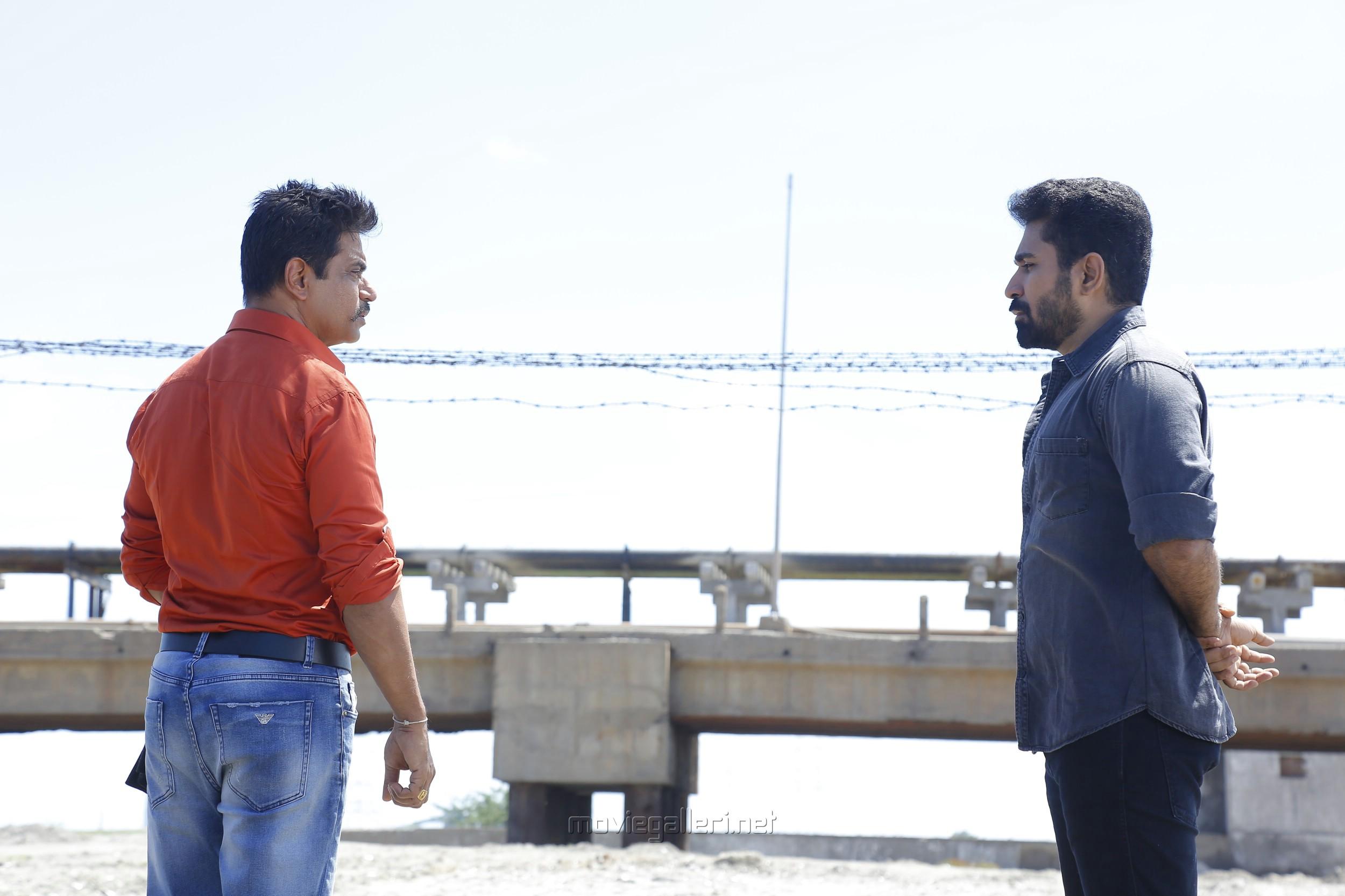 Vijay Antony, Arjun's Killer Movie Release on June First Week