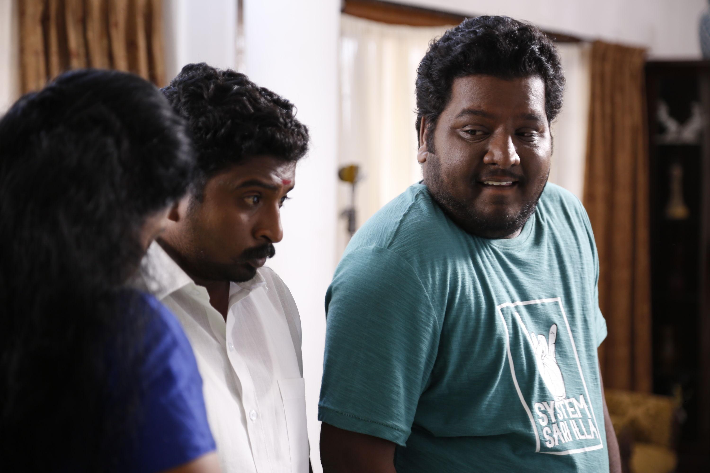 Actor RJ Vigneshkanth on Nenjamundu Nermaiyundu Odu Raja Movie