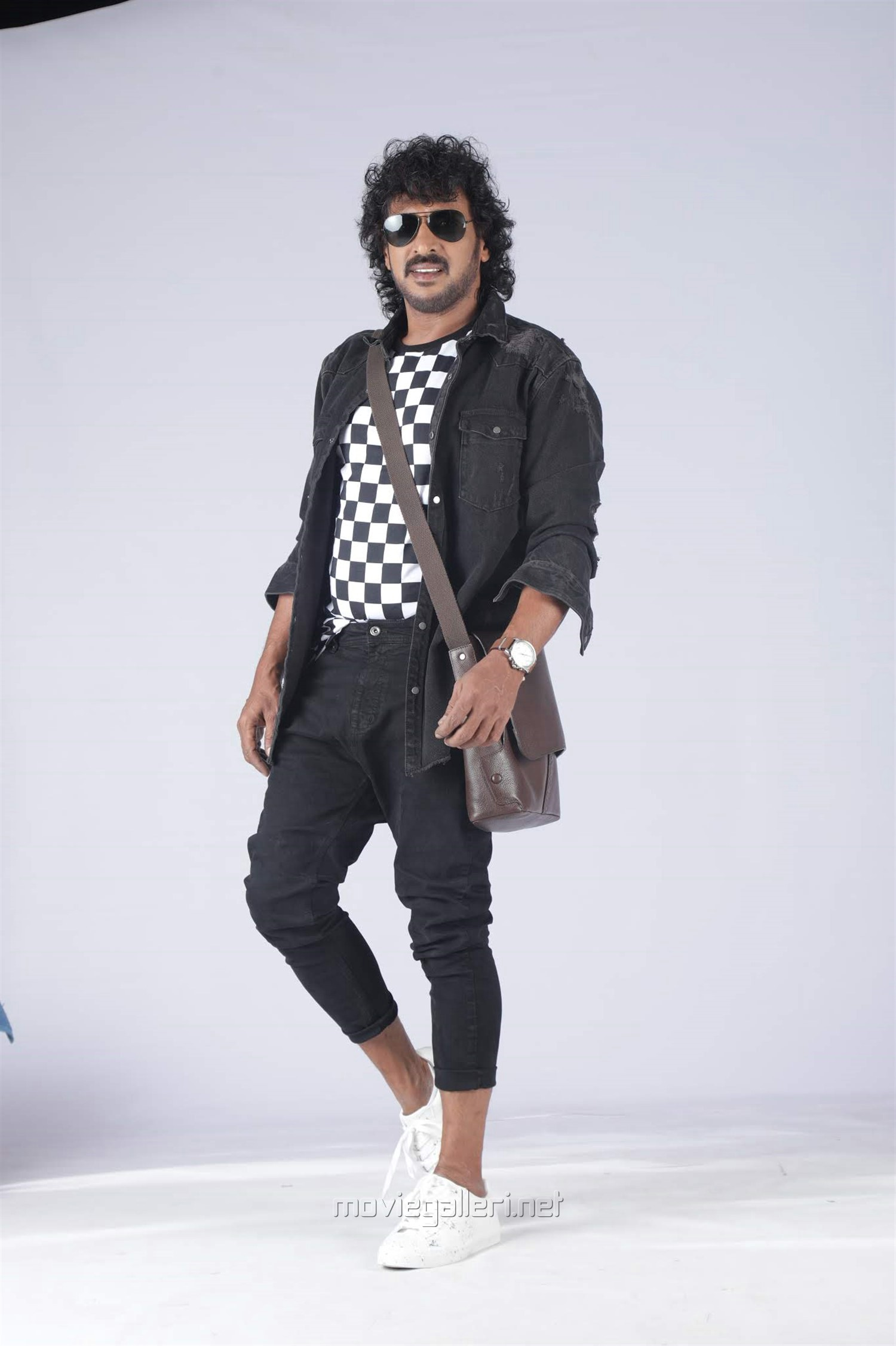 Actor Upendra in I love you movie photos