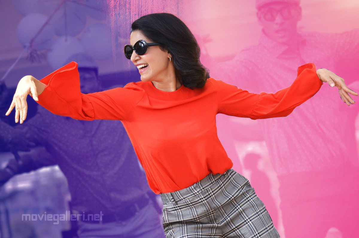 Actress Samantha Oh Baby Movie Release Date July 5th
