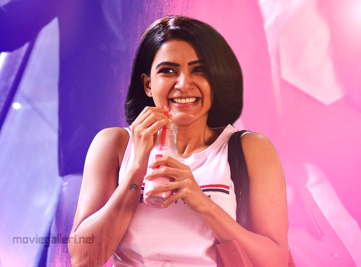 Actress Samantha's Oh Baby Movie Release Date on July 5th