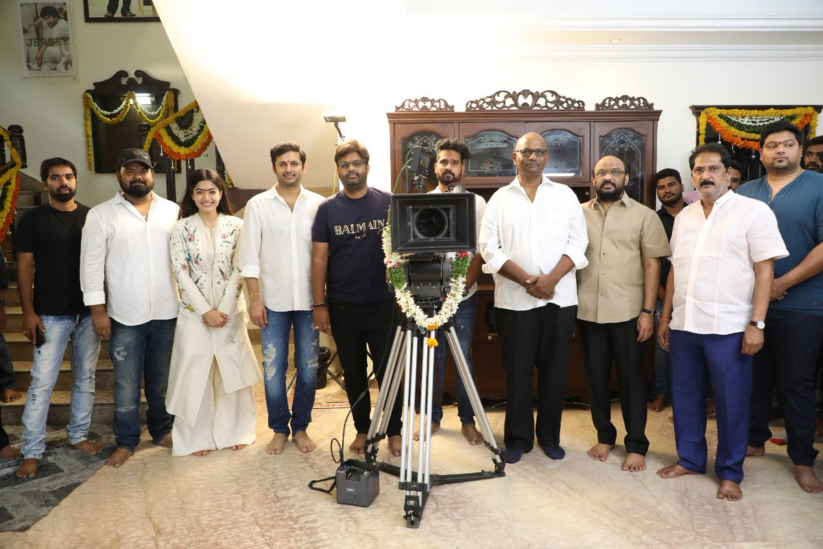 Bheeshma movie launched
