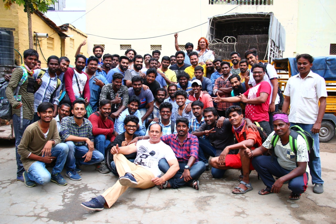 Director Ramprakash Rayappa on Suttu Pidikka Utharavu