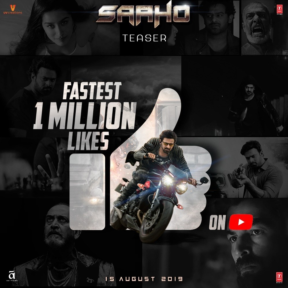 Gibran is composing background music for Saaho
