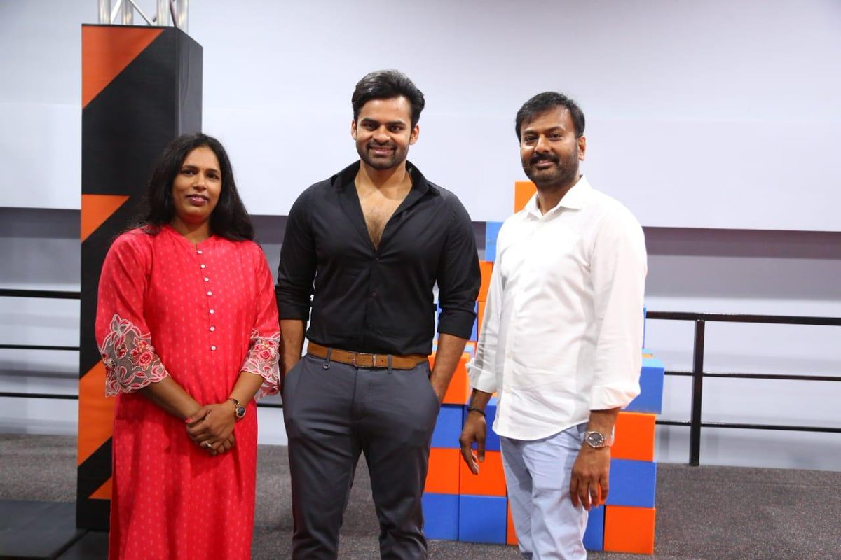 Grand Opening of SkyZone Hyd at AMB Gachibowli by Sai DharamTej