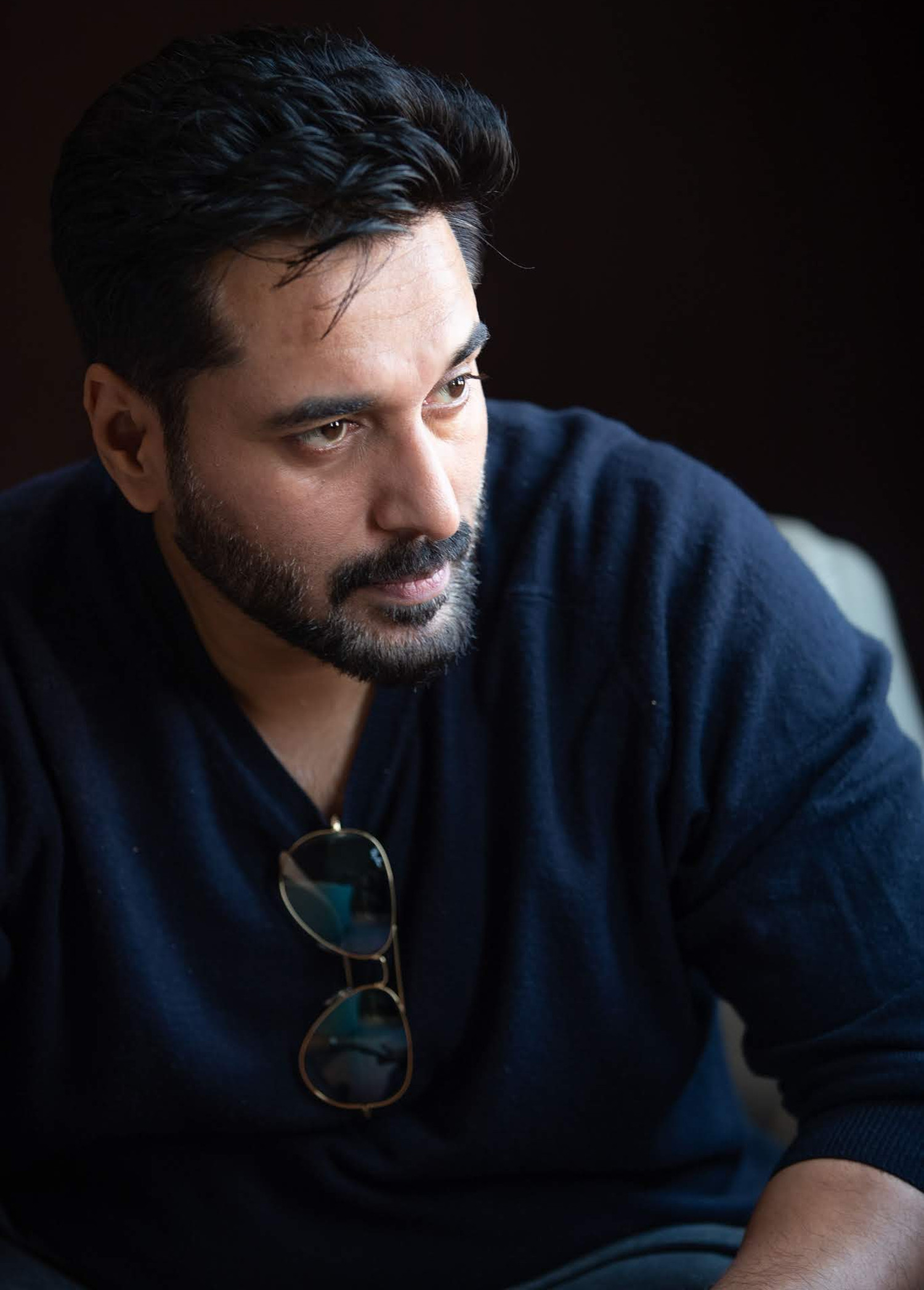 I'm always ready to do an important role - Actor Rahman